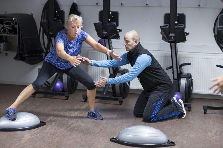 personal trainer wassenaar